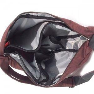 The Healthy Back Bag(ヘルシーバックバッグ )ボディバッグ 6304 DC DARK CHOCOLATE f04