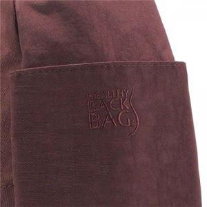The Healthy Back Bag(ヘルシーバックバッグ )ボディバッグ 6304 DC DARK CHOCOLATE f05