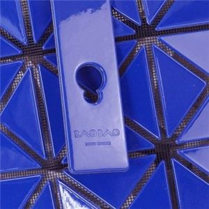 BAO BAO ISSEY MIYAKE(バオバオ イッセイミヤケ) トートバッグ BB68AG613 72 BLUE f04