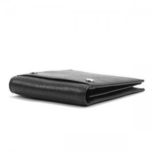 Balenciaga(バレンシアガ) 二つ折り財布(小銭入れ付) 286090 1000 BLACK h02