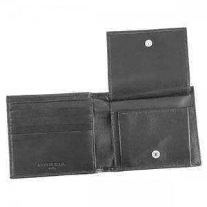 Balenciaga(バレンシアガ) 二つ折り財布(小銭入れ付) 286090 1000 BLACK f04