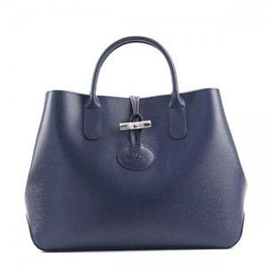 Longchamp(ロンシャン) ハンドバッグ  1986 6 MARINE