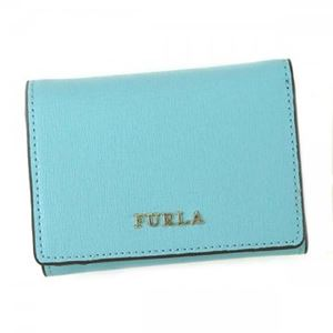 Furla(フルラ) 三つ折り財布(小銭入れ付)  PR83 T67 TURCHESE