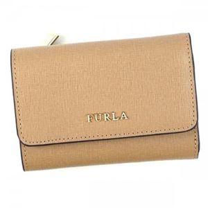 Furla(フルラ) 三つ折り財布(小銭入れ付)  PR76 CPJ CAPPUCCINO