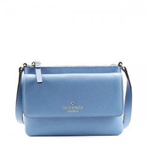 KATE SPADE(ケイトスペード) ナナメガケバッグ  PXRU7582 433 TILE BLUE