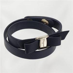 Ferragamo(フェラガモ) ブレスレット  342254 564444 OXFORD BLUE/ORO