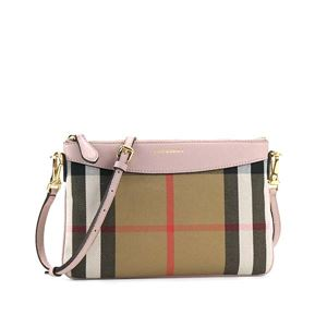 Burberry(バーバリー) ナナメガケバッグ 3996884 PALE ORCHID - 拡大画像