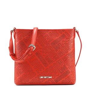 LOVE MOSCHINO(ラブモスキーノ) ナナメガケバッグ JC4023 500 ROSSO
