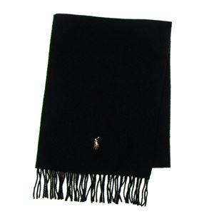 RalphLauren(ラルフローレン) マフラー 6F0200 1 BLACK