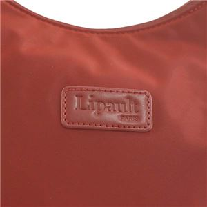 Lipault(リポー) ホーボーバッグ 68460 3482 RUBY