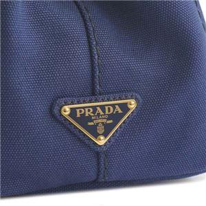 Prada(プラダ) トートバッグ 1BG439 F0CTL BLUETTE/TALCO
