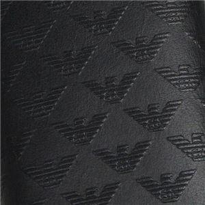 EMPORIO ARMANI(エンポリオアルマーニ) キーケース YEMG68 80001 BLACK