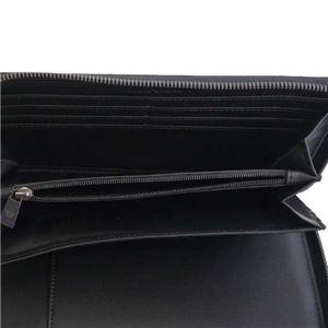 EMPORIO ARMANI(エンポリオアルマーニ) ラウンド長財布 Y4R169 81072 BLACK