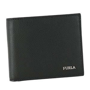Furla(フルラ) 2つ折小銭付き財布 PT00 O60 ONYX