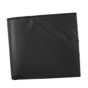 DIESEL(ディーゼル) 2つ折小銭付き財布 X05081 T8013 BLACK