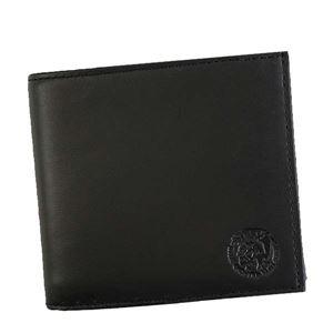 DIESEL(ディーゼル)2つ折小銭付き財布X05081T8013BLACK