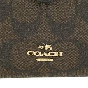 Coach Factory(コーチ F) 2つ折小銭付き財布 23553 IMAA8
