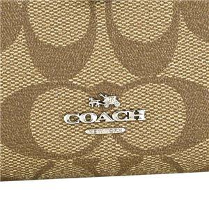 Coach Factory(コーチ F) 2つ折小銭付き財布 23553 SKHBY