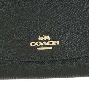 Coach Factory(コーチ F) 長財布 54009 IMBLK
