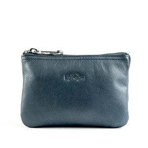 Kipling(キプリング) ポーチ K14164 G12 METALLIC DENIM