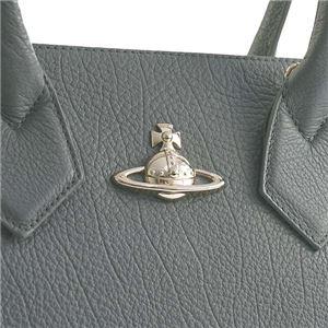 Vivienne Westwood(ヴィヴィアンウエストウッド) ハンドバッグ 42050011 P401 GREY
