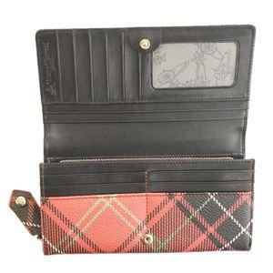 Vivienne Westwood(ヴィヴィアンウエストウッド) 長財布 51060025 O402 CHARLOTTE