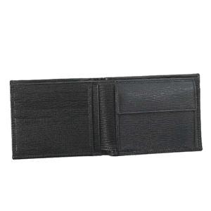 Ferragamo(フェラガモ) 2つ折小銭付き財布 66A065 685980 NERO/NERO