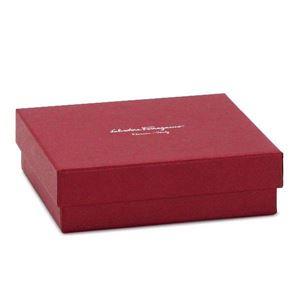 Ferragamo(フェラガモ) 2つ折小銭付き財布 22D201 695813 ROSE/BLUE