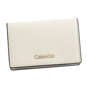 Calvin Klein(カルバンクライン) カードケース K60K603931 0 CEMENT