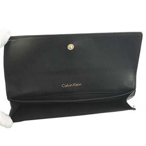 Calvin Klein(カルバンクライン) 長財布 K60K604012 1 BLACK