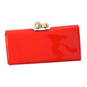 TED BAKER(テッドベーカー) 長財布 138179 42 BRIGHT RED