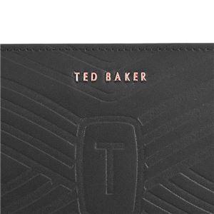 TED BAKER(テッドベーカー) ラウンド長財布 143144 0 BLACK