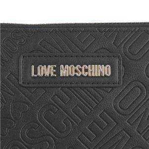 LOVE MOSCHINO(ラブモスキーノ) ラウンド長財布 JC5512 0