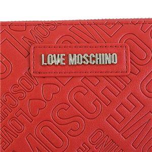 LOVE MOSCHINO(ラブモスキーノ) ラウンド長財布 JC5512 500