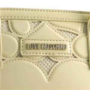LOVE MOSCHINO(ラブモスキーノ) ハンドバッグ JC4055 10A
