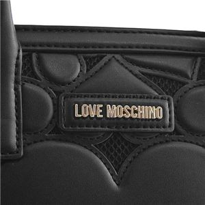 LOVE MOSCHINO(ラブモスキーノ) ハンドバッグ JC4055 00A