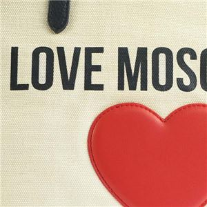 LOVE MOSCHINO(ラブモスキーノ) トートバッグ JC4137 10A