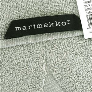 marimekko(マリメッコ) タオル 68030 91 GREY