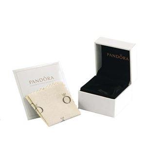 PANDORA(パンドラ) チャーム 791807CZ GOLD/SILVER