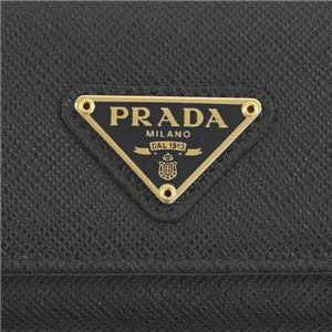 Prada(プラダ) キーケース 1PG222 F0002 BLACK