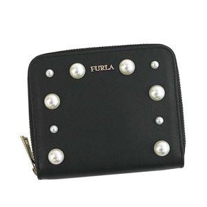 Furla(フルラ) 2つ折小銭付き財布 PZ89 O60 ONYX