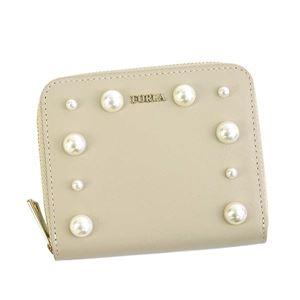 Furla(フルラ) 2つ折小銭付き財布 PZ89 V89 VANIGLIA d
