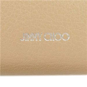 Jimmy Choo(ジミーチュウ) 2つ折小銭付き財布 REGINA BALLET PINK