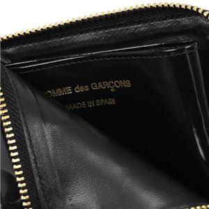COMME des GARCONS(コムデギャルソン) 小銭入れ SA3100NE BLACK