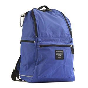 marimekko(マリメッコ) バックパック 46022 5 BRIGHT BLUE