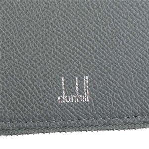 Dunhill(ダンヒル) ラウンド長財布 18F2180CA 30 GREY