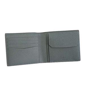 Dunhill(ダンヒル) 2つ折小銭付き財布 18F2320CA 30 GREY