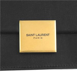 SAINT LAURENT(サンローラン) 名刺入れ 533040 1000 NOIR
