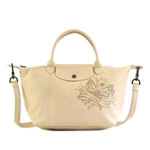 Longchamp(ロンシャン) ハンドバッグ 1512 542 NUDE