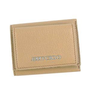 JimmyChoo(ジミーチュウ)3つ折小銭付き財布NAIMABALLETPINK